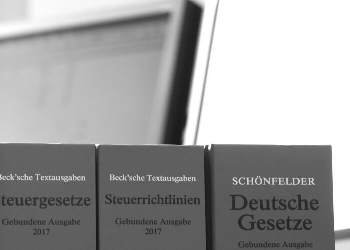 Veröffentlichungen aus der Kanzlei Dr. Hackenberg in Wiesbaden